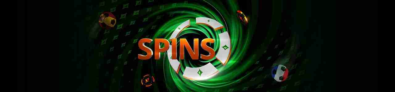 partypoker spins