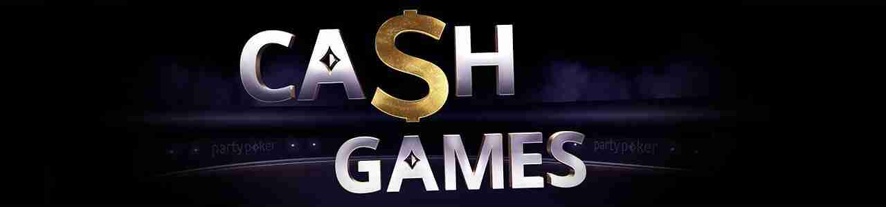 partypoker cash games